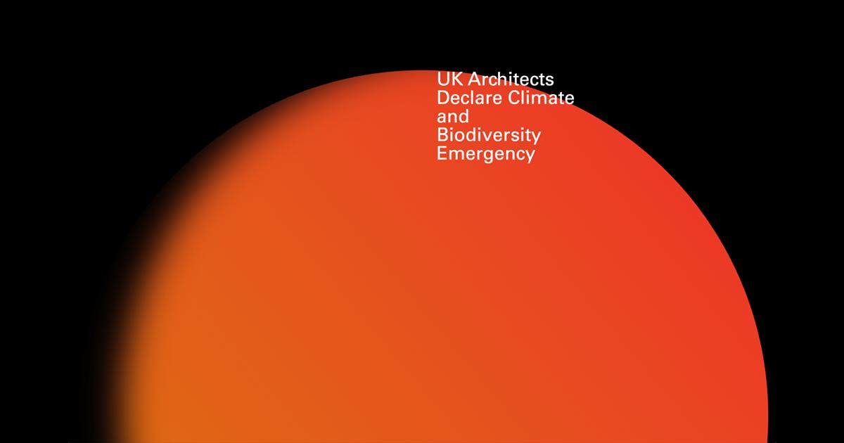 Arquitetos Do Mundo Todo Percebem Uma Emergência Climática E Mostram O Que Estão Fazendo A Respeito