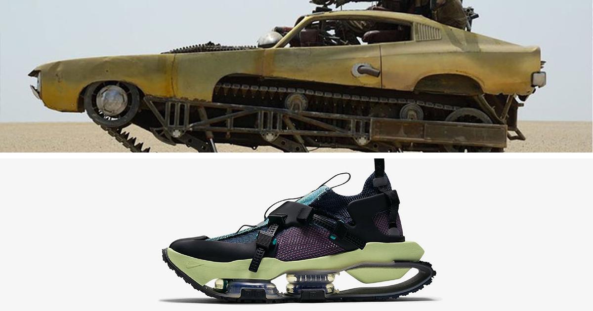 30 Sapatos E Carros Com Designs Muito Semelhantes
