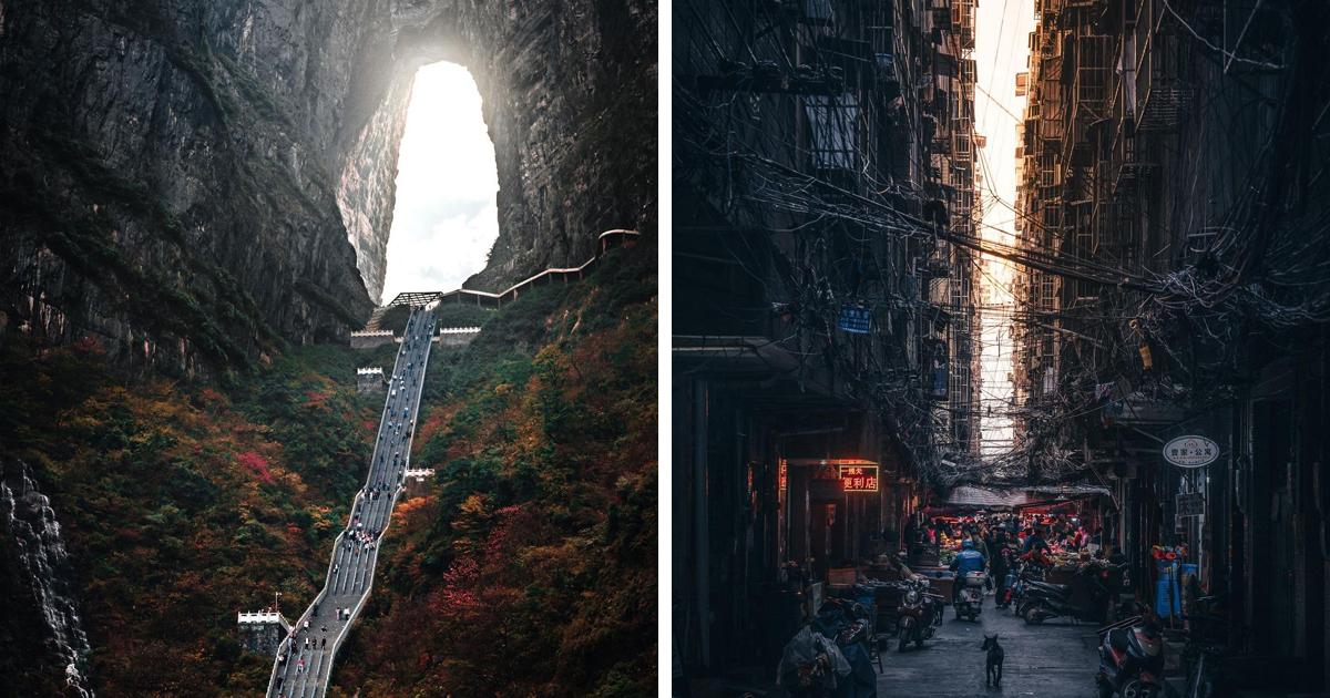 30 Fotos Impressionantes Dão Uma Ideia Da Vida Cotidiana Na Ásia